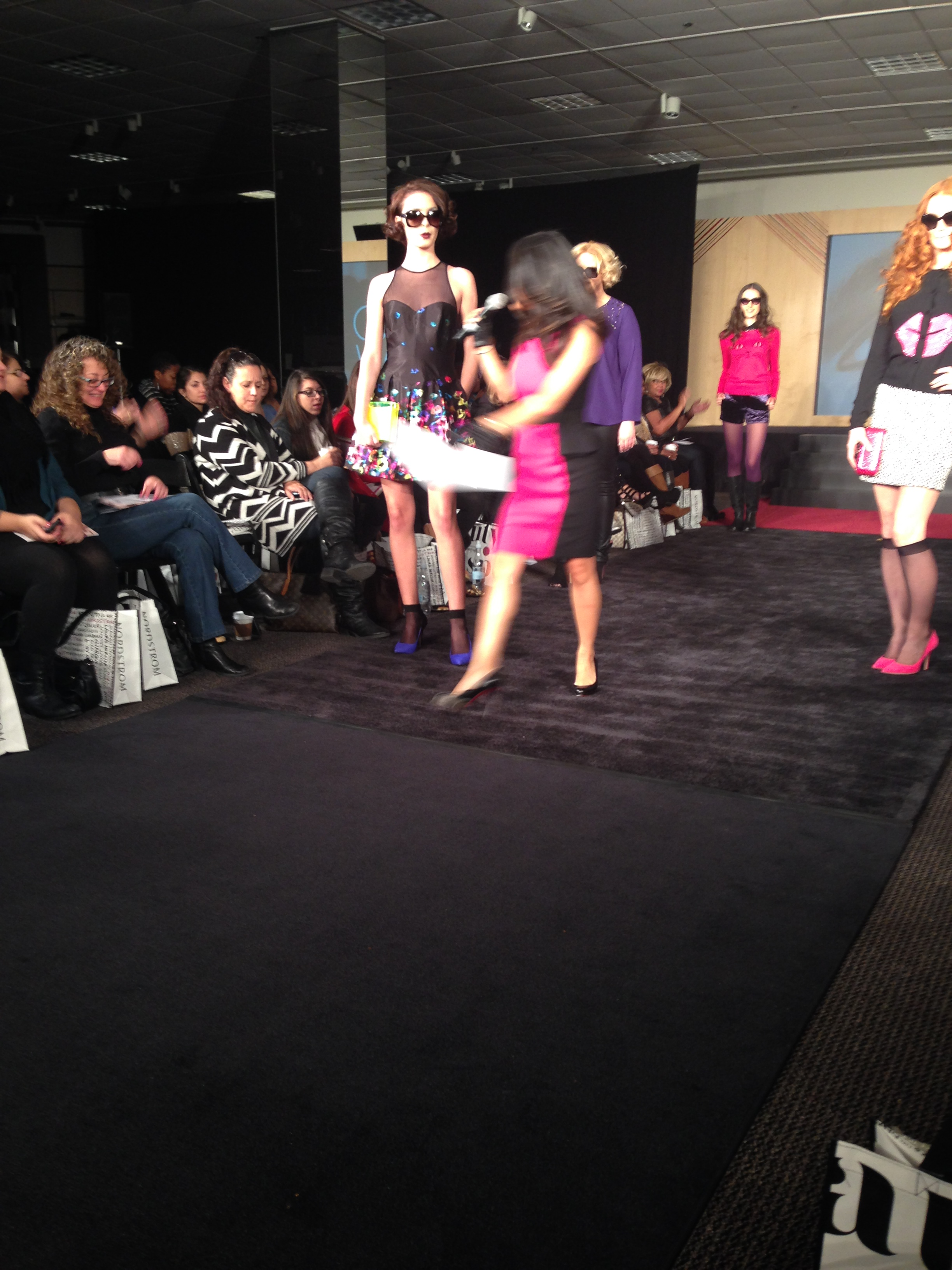 Nordstrom Fall Beauty Trend Show Review Garden State Plaza Luxebeau